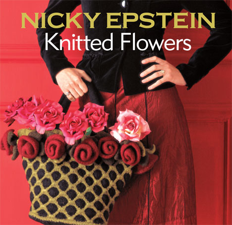 NickyEpsteinKnittedFlowers